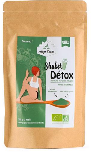 Photo du Yogi Mix Shaker Détox Bio