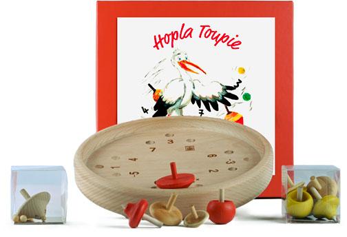 Photo du jeu Hopla Toupie par Signatures d'Alsace