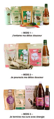 Photo des BOX DéTOX BIO 100% Alsace Signatures d'Alsace - UBERTI