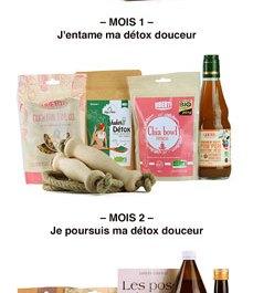 BOX DéTOX BIO – 100% Alsace – Cure de 3 Mois