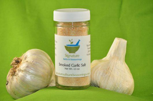 Smoked Garlic Salt