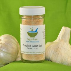 Smoked Garlic Salt