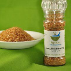 Mesquite Smoked Salt