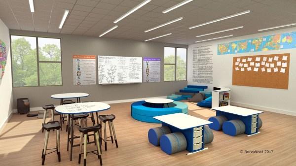 Norvanivel Classroom Furniture