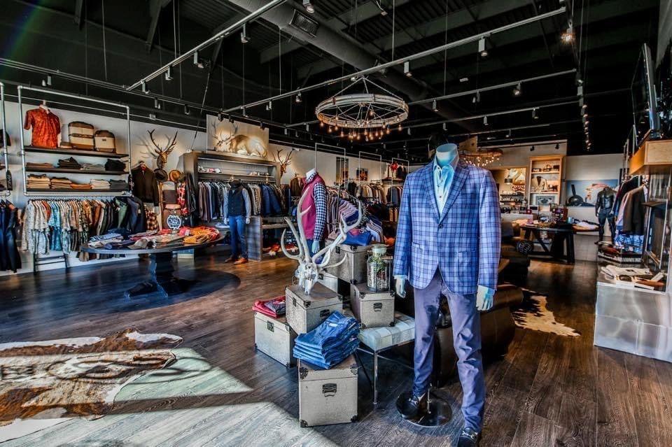 Signature Stag Lubbock Premier Men Clothing Store