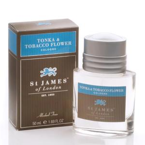 St. James of London Tonka & Tobacco Flower Cologne