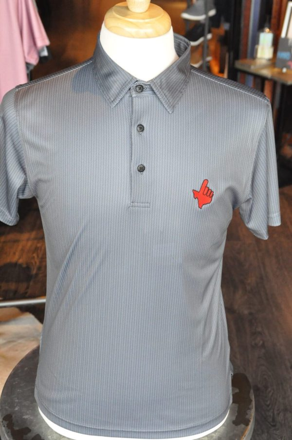 Texas Tech Red Raiders Polo Shirts for Men at Signature Stag in Lubbock