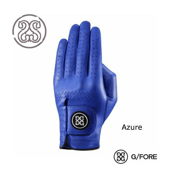 Azure Color GFore Golf Gloves for Men Lubbock Texas