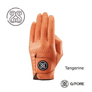 Tangerine Color GFore Golf Gloves for Men Lubbock Texas