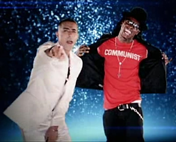 COMMUNIST Lil Wayne Jay Sean Down Tee Signature Tshirts
