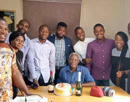 75th Birthday Celebration of Chief Nwabueze Njoku of SignatureTV