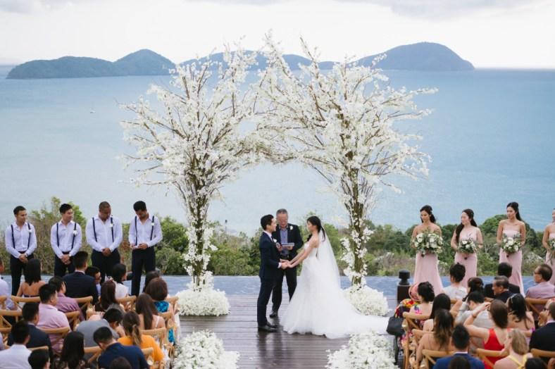 Magical Wedding in Phuket