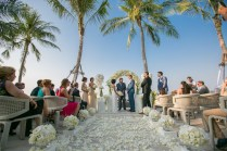 Wedding at Palm Lougne
