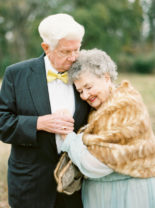 Grandparents Celebrates Their 63rd Marriage Anniversary With A Lovely Photo Shoot