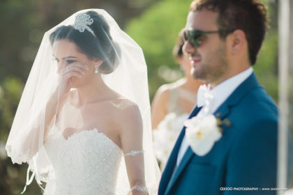 Danielle & Melo's Fairytale Villa Wedding