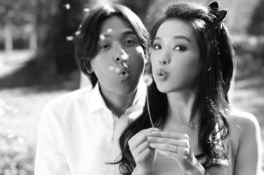 Shu Qi and Stephen Fung Surprise Wedding Photos6