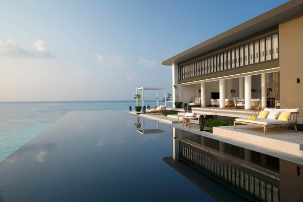travel, lifestyle - Cheval Blanc Rhandelli Owner's Villa takes Your Private Villa Vacation Next-Level