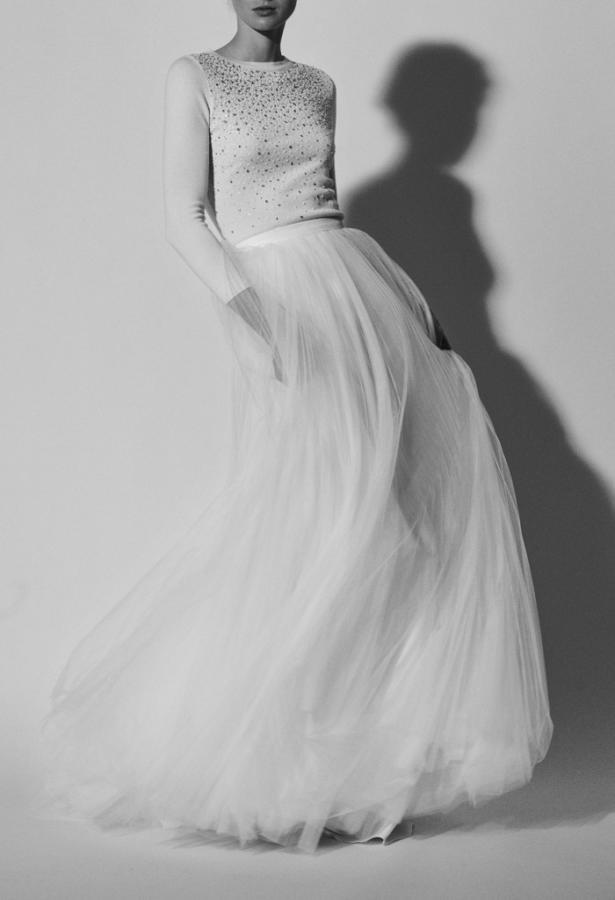 wedding-dresses, style-fashion, lookbook - CAROLINA HERERRA: Bridal Spring 2018 Collection