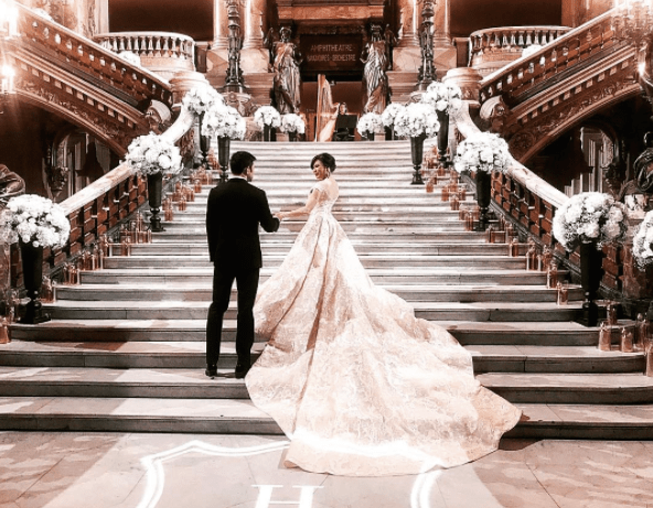 Vicky Belo & Hayden Kho Wedding
