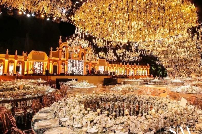 wedding, global-wedding - This Absolutely Extravangant Lebanese Wedding Is Grandiose and Spectacular