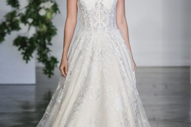 Dan Lecca Morilee by Madeline Gardner Fall 2018 Bridal Collection New York Fashion Week 14