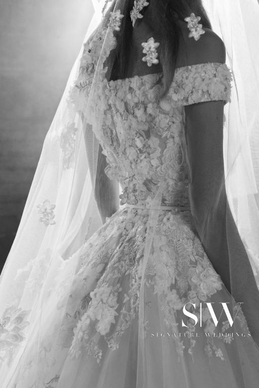 wedding-dresses, style-fashion, lookbook - ELIE SAAB Fall 2018 Bridal Collection—New York Fashion Week