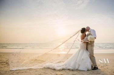 Steven & Hanane's Gorgeous Luxury Events Phuket Destination Wedding