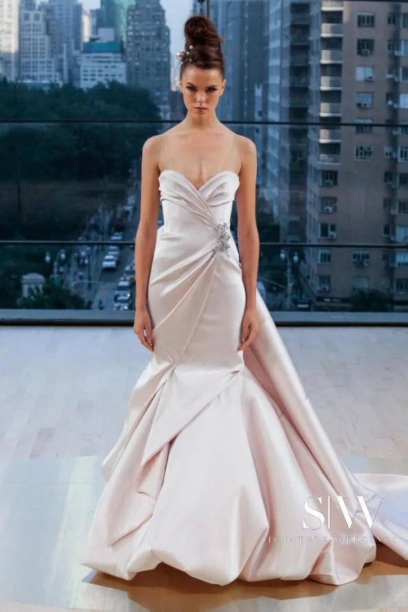 wedding-dresses, style-fashion, lookbook - INES DI SANTO Fall 2018 Bridal Collection—New York Fashion Week