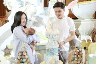 Kim Lim Baby Kyden 99 Day Celebration The Wedding Entourage 14 FEATURE IMAGE