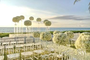 ideas, wedding, thailand - This White Wedding Was Anything But Basic—Wedding Palette Ideas