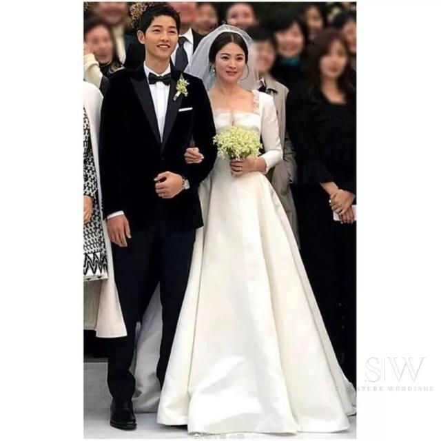 Song Hye Kyo's Wedding