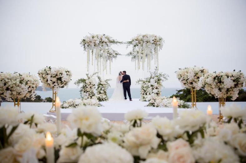 ideas, wedding, thailand, phuket, global-wedding, featured, destination-weddings - Nip and Beau's regal nuptial in Phuket, Thailand