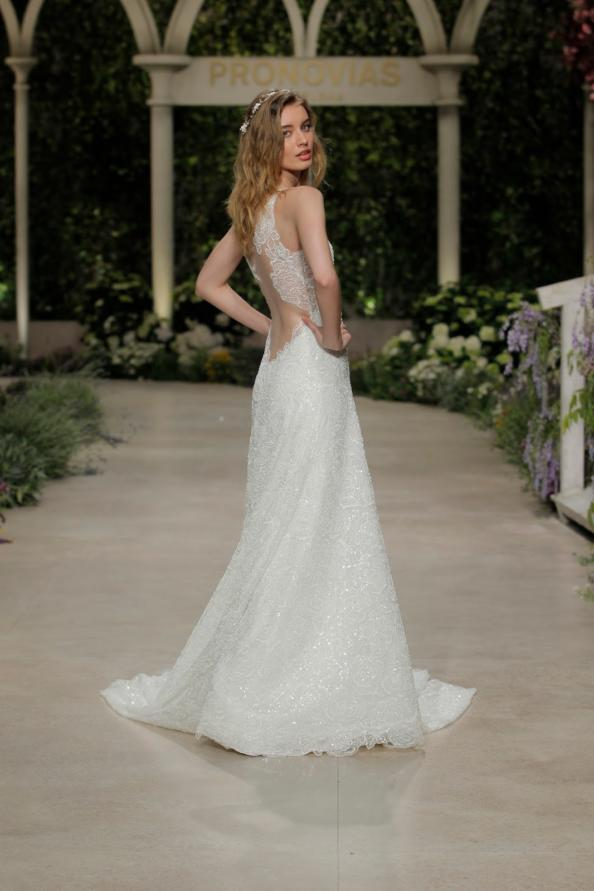 wedding-dresses, style-fashion, lookbook, global-wedding, featured - Pronovias' blooming reveal at Barcelona Bridal Week