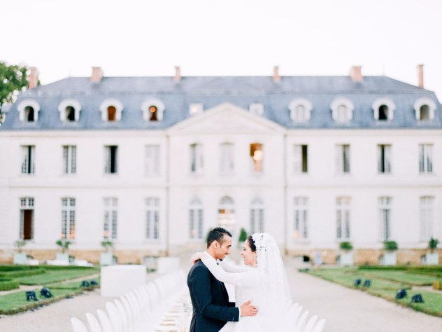 wedding-photography, wedding, destination-weddings - The French fairytale wedding Ben Yew captured