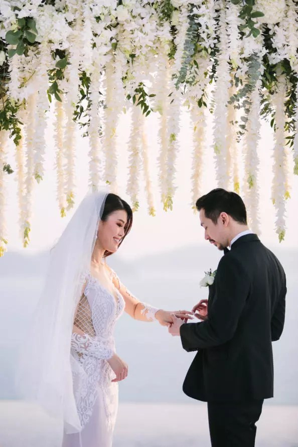 wedding, thailand, phuket, destination-weddings - Destined to be: Theresa and Eu Jin's Sri Panwa Phuket wedding