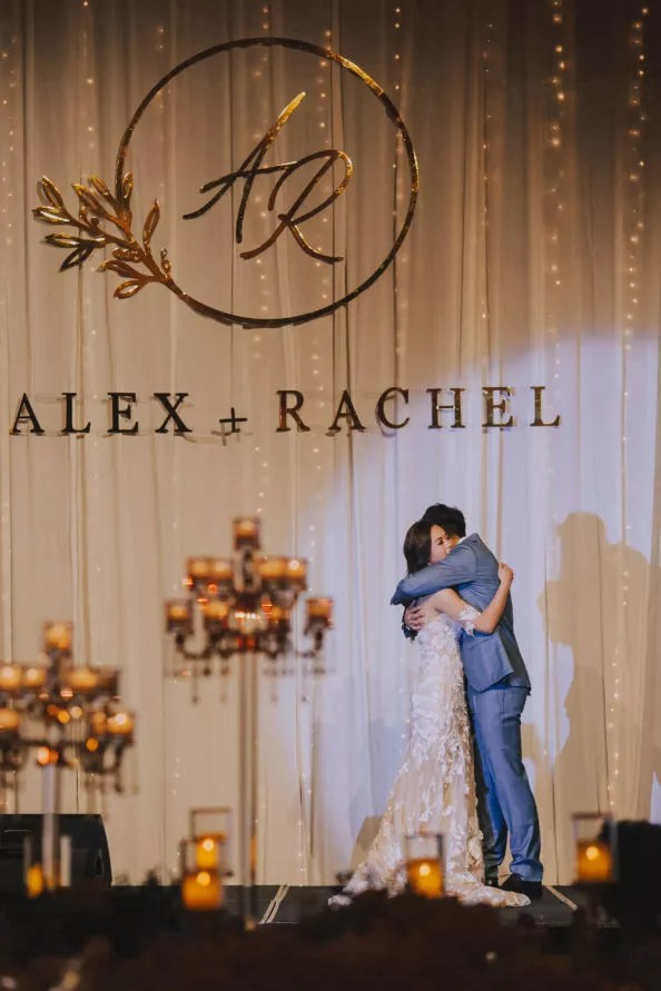 Even distance couldn't keep them apart: Alex and Rachel