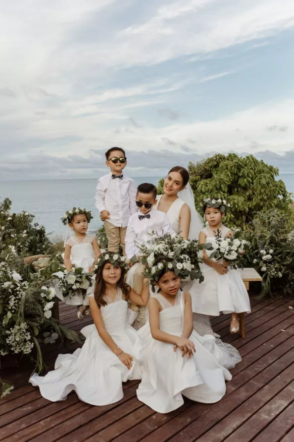 Wonderful Waterfront Wedding at Samui Island