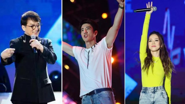 Famous Chinese influencers spent millions on Jackie Chan, Lee Hom, G.E.M & Cecelia Cheung to sing at their wedding