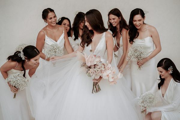 Martine Cajucom-Ho Fairytale Wedding