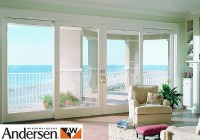 Andersen Aluminium Clad Wood Sliding French Doors Gallery
