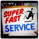 Super Fast