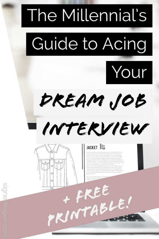 Ace Your Dream Job Interview - Are you ready to ace your dream job interview with that amazing company you've always wanted to work with? Well it all starts in that room with your interviewer, and if you've prepped effectively and follow these steps you're sure to ace your dream job interview and land that position you've always wanted!