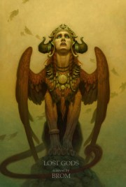 Lost Gods by Brom