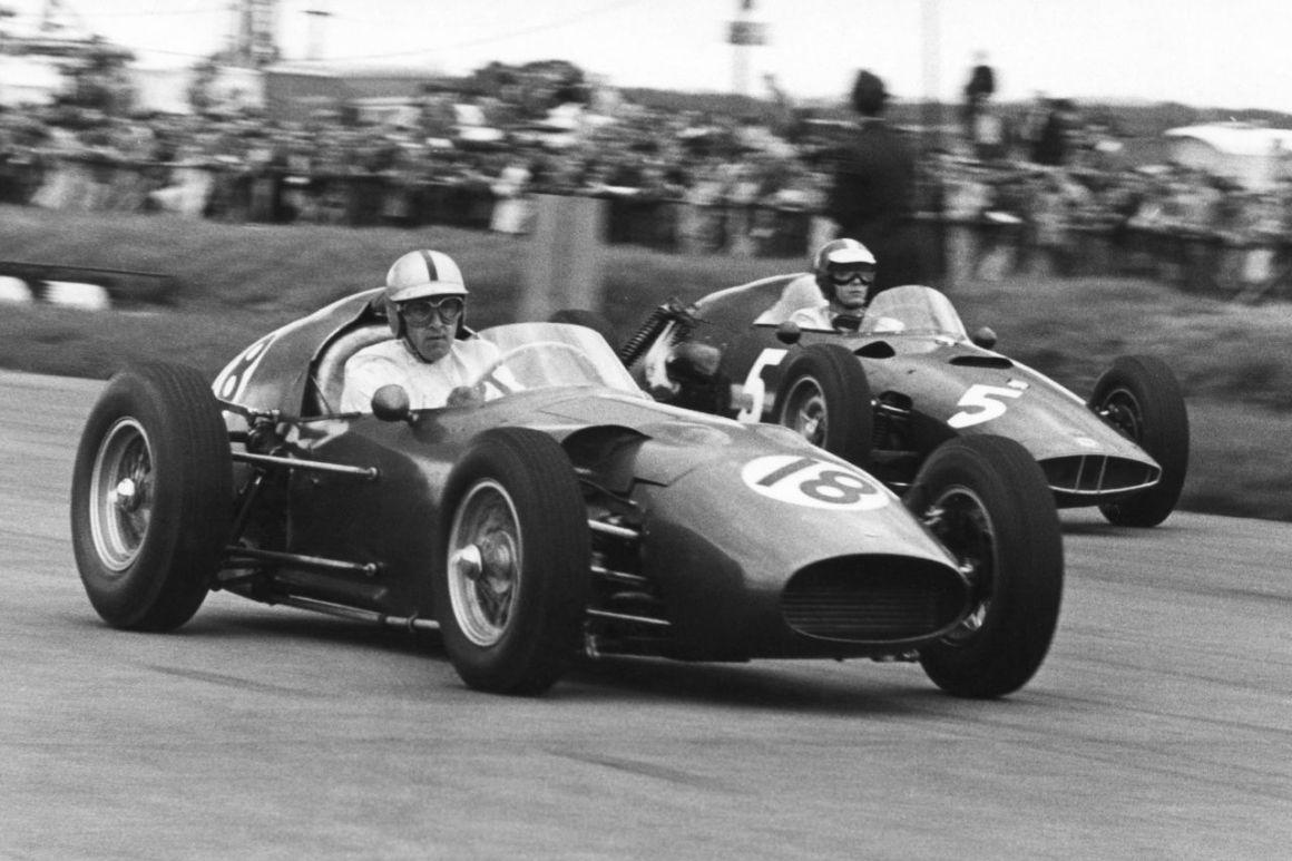 Aston Martin F1 - DBR5 Salvadori British GP 1960
