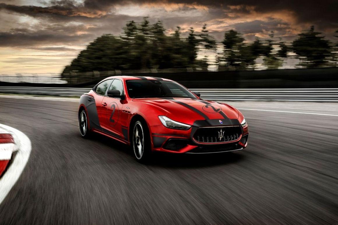 Master Maserati Driving Courses Ghibli Trofeo