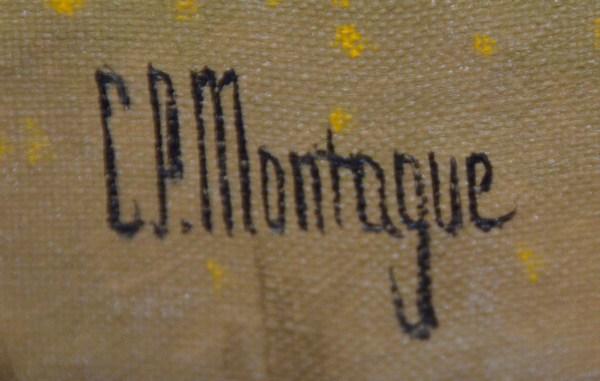 Signet Art - Montague