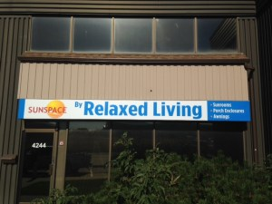 Spruce Grove Business Signage