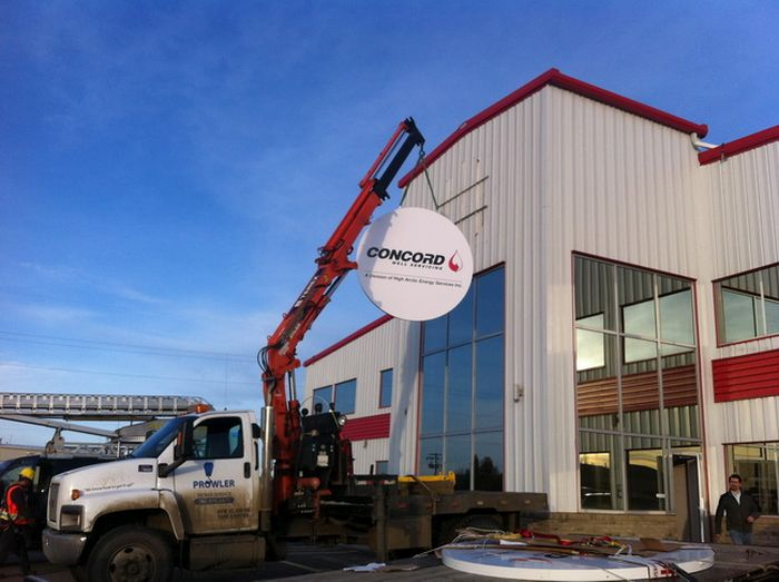 Fort McMurray Signs Servicing