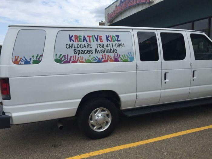 Vehicle Graphics Calgary