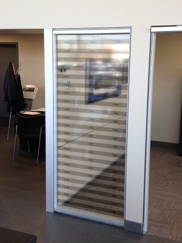 Window Frosting Edmonton East
